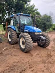 Trator New Holland 2012