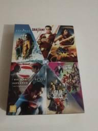 Box Dvd Coleção DC - 7 Filmes