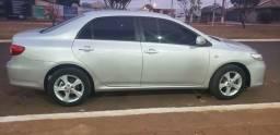 Corolla xei 2.0 prata 2013