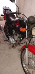 Moto fan 125  IPVA pago 2020