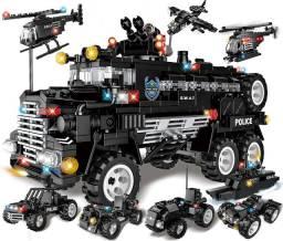 Lego Brinquedo de Transformação 8x1, Blocos de Brinquedo, Novo, Tipo Lego