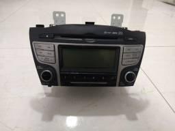 Radio multimídia Hyundai Ix35
