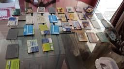 347 + 1 cartões  telefônicos  no estado