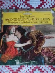 Vinil Lp - Tchaikowsky - Romeo And Juliet - Francesca