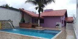 Casa c/ Piscina p/Temporada Praia Itanhaém