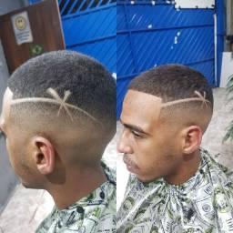 Barbeiro ou Cabelereiro Masculino