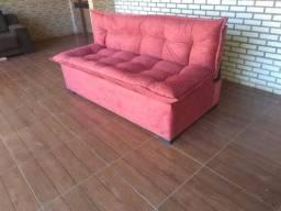 Sofá Cama reclinável