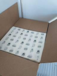 Manta térmica para embalar lanches e afins
