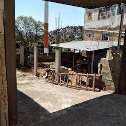 Terreno em Itanguá com fundação pronta!