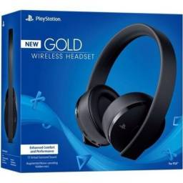 Headset gold sony