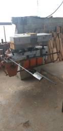 10 Maquinas de marcenaria e carpintaria  funcionando