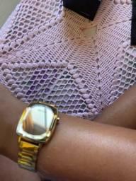 Relógio feminino séculos digital ORIGINAL