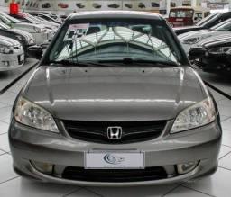 Honda Civic Sedan LX 1.7 16V 115cv Mec. 4p 2006/2006