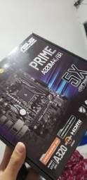 Placa mãe para AMD ryzen
