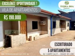 Título do anúncio: Casa de vila para venda com 1 metros quadrados com 1 quarto em Igarapé - Porto Velho - RO