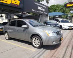Sentra 2008/2009 2.0 S 16v Gasolina 4p Manual
