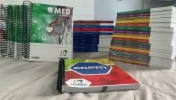 Coleção Completa Poliedro Medicina 2019.