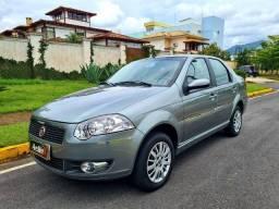 Título do anúncio: FIAT SIENA 2009/2010 1.4 MPI ELX 8V FLEX 4P MANUAL