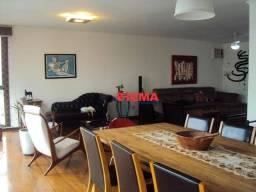 Título do anúncio: Apartamento com 4 dormitórios à venda, 220 m² por R$ 1.100.000,00 - Embaré - Santos/SP