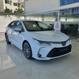Título do anúncio: Corolla Altis hybrid 1.8 blindado