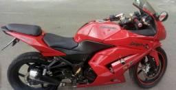 ninja vemdo ou tro por outra moto