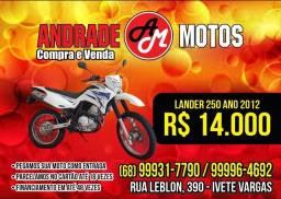 Título do anúncio: Lander 250