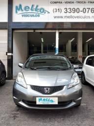 Honda Fit LXL 1.4 (aut) (flex) 2011 completo com 63mkm