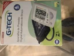 Medidor de pressão arterial G Tech digital