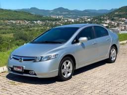 Título do anúncio: Honda Civic LXS Flex - Cambio Manual