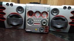 Aparelho de som Mini System Philips FW-m589