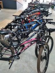 Título do anúncio:  Bikes novas e semi novas, MTB e Speed.