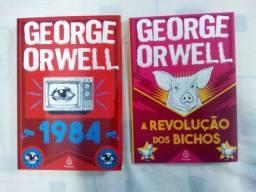 Livro George Orwell Novo