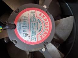 Coifa com motor 3 meses de uso