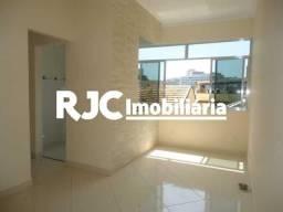Apartamento à venda com 1 dormitórios em Tijuca, Rio de janeiro cod:MBAP10947
