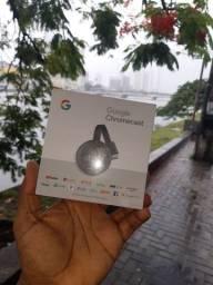 Original  Original chromecast Google tem garantia