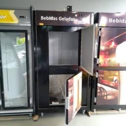 Congelador 1 porta nova (tudo para comércio)