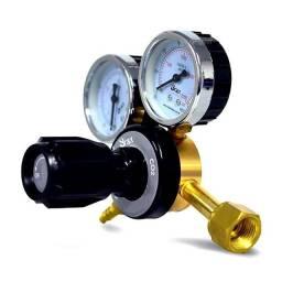 Regulador de Pressão para cilindro De CO2 (gás carbônico) -RC150  Brax