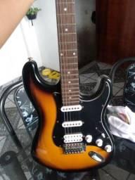 Guitarra Michael Strato - ACEITO CARTÃO