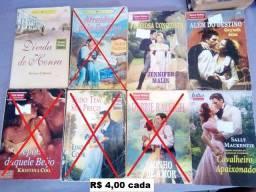 Livros usados de Romance