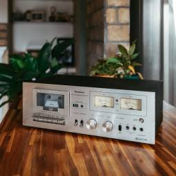 Tape Deck Technics 614