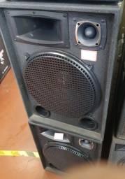 Caixa acústica rolê 15