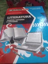 Literatura tempos, leitores e leituras
