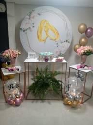 Título do anúncio: Balões transparente com nomes balão para aniversário