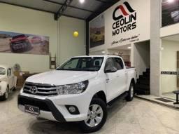 Toyota Hilux SRV Flex Automatica 2017