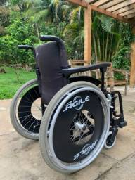 Título do anúncio: Cadeira de Rodas Jaguaribe