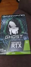 Placa de vídeo rtx 3060 gainward ghost 12gb