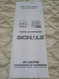 Manual do compressor Schulz