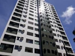 Apto 2qtos com suite, 50m, lazer na cobertura, garagem, elevador, Boa Viagem