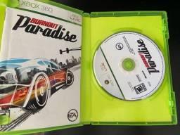 GAME BORNOUT PARADISE - XBOX 360