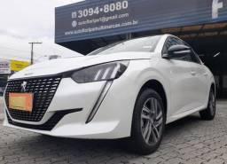 Título do anúncio: Peugeot 208 Griffe 1.6 16V (Flex) (Aut) 2021